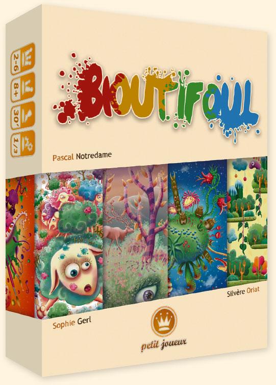 Boite du jeu Bioutifoul