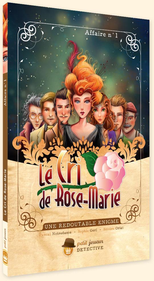 Couverture du livre Le Cri de Rose-Marie